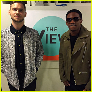 MKTO Brings 'Bad Girls' to 'The View' (Video)