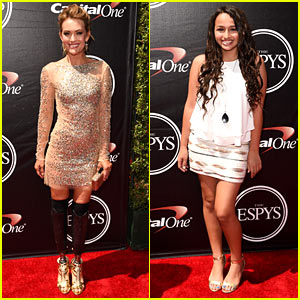 Amy Purdy Goes Glam For ESPYs 2015 With Jazz Jennings