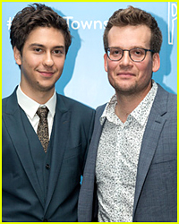 How Did Nat Wolff Land The Part Of Q In 'Paper Towns'?