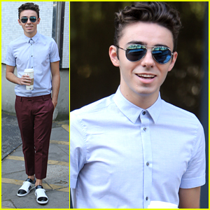 Nathan Sykes Performs Acoustic Version of 'Kiss Me Quick' - Listen Here!