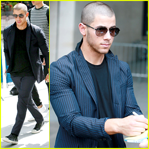 Nick Jonas Is 'Really Happy' For Brother Joe's New Relationship With Gigi Hadid