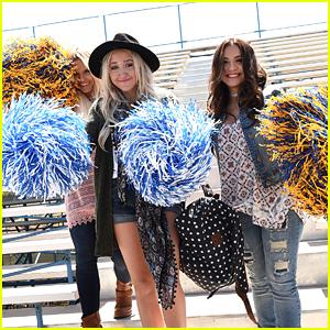 Stella Hudgens, Noah Cyrus & Alli Simpson Return For Mudd's New Fall Campaign - See The Pics!