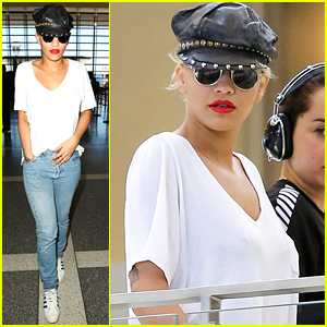 Rita Ora Calls 'X Factor' Judging Gig 'A Huge Compliment'