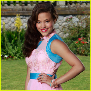 Meet 'Descendants' Actress Sarah Jeffery! Get to Know Her With 10 Fun Facts!