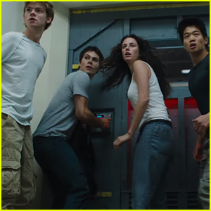 Watch Thomas, Teresa & Newt Try To Escape The Scorch In New 'Scorch Trials' Trailer