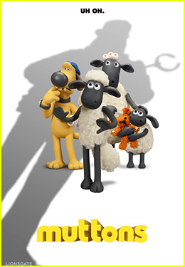 'Shaun the Sheep Movie' Spoofs 'Minions' in This Cute New Poster! (Exclusive)