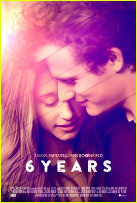 Taissa Farmiga Is Featured on New '6 Years' Poster