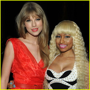 Taylor Swift Calls Out Nicki Minaj for Dissing Her MTV VMA Nomination