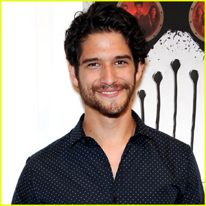 Tyler Posey Wants to Follow in Ryan Seacrest's Footsteps!