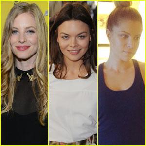 Elizabeth Blackmore, Scarlett Byrne, & Teressa Liane Join 'The Vampire Diaries' as Villains!