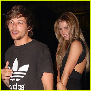 Who is louis dating