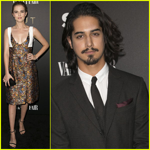 Avan Jogia Premieres His New Show 'Tut' With Girlfriend Zoey Deutch