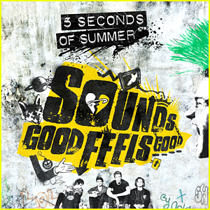 5 Seconds of Summer Announce New Album 'Sounds Good Feels Good'; Out October 23rd!