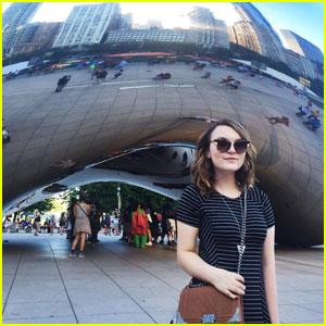 Abi Ann Goes Sightseeing in Chicago! (JJJ Photo Tour Diary #4)