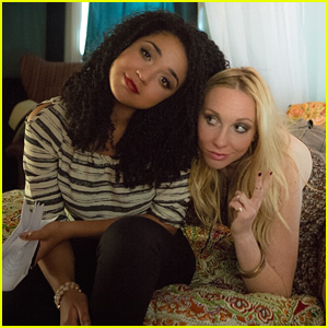 Chasing Life's Aisha Dee & Haley Ramm Team Back Up For 'The Cav Kid' Short Film - See Exclusive Pics!