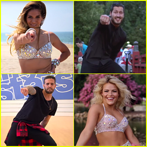 Val Chmerkovskiy, Allison Holker & More DWTS Pros Do The Nae Nae - Watch Here!