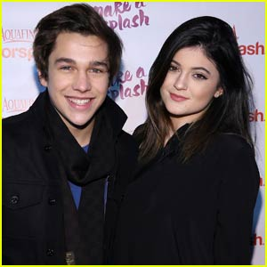 What Did Austin Mahone Get Kylie Jenner for Her 18th Birthday?