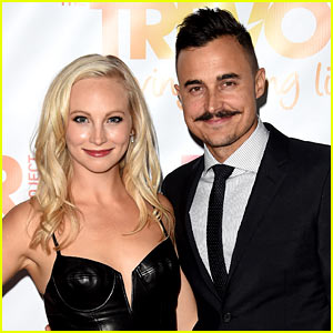 Candice Accola is Pregnant - See