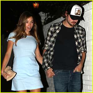 Chord Overstreet Makes It A Date Night After Hitting Recording Studio