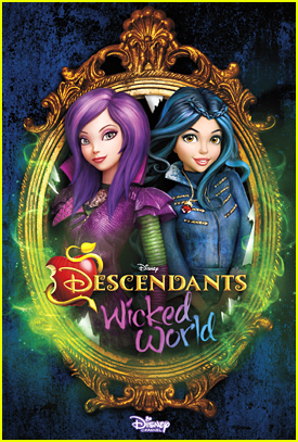 Where is descendants evie second teaser debuts as movie becomes 5