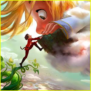 Jack & The Beanstalk Animated Movie 'Gigantic' Announced At D23