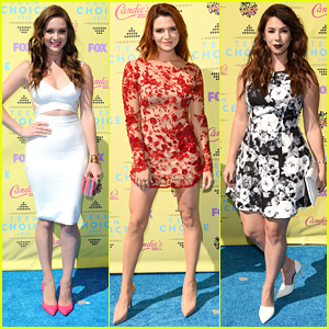 Katie Stevens & Greer Grammer Bring MTV Stars To Teen Choice Awards 2015