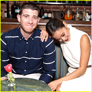 Jamie Chung & Bryan Greenberg Hit Up Happy Hour With Clinique For Men