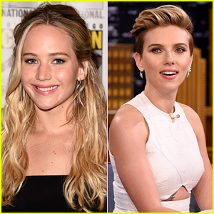 Jennifer Lawrence Tops Highest-Paid Actresses List!