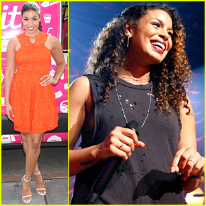 Jordin Sparks Thanks Fans On Instagram After 'Right Here Right Now' Album Signing