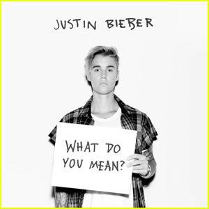 Justin Bieber Drops 'What Do You Mean' Single - Full Audio & Lyrics!