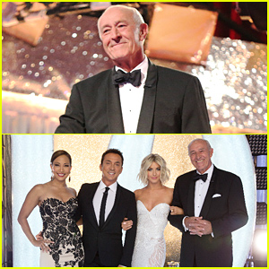 Len Goodman Not Returning to 'Dancing with the Stars'