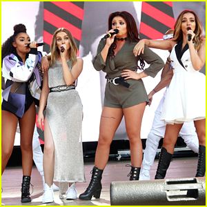 Little Mix Hit Billboard Hot 100 Festival After New Single Announcement