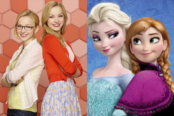 Kristen Bell Will Guest Star On Liv And Maddie Dove Cameron