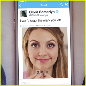 Olivia Somerlyn Recruits James Maslow, Nick Jonas, Meghan Trainor & More For 'O X O' Lyric Video