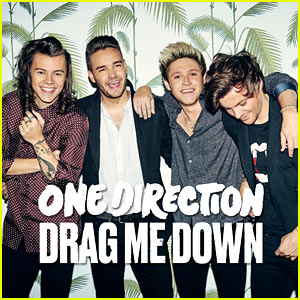 One Direction Perform 'Drag Me Down' For First Time - Watch Now!