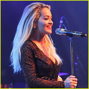 Rita Ora Kicks Off U.S. Tour In San Francisco - See The Pics!