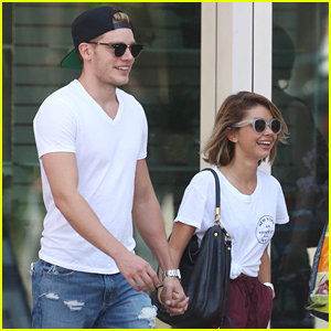 What Prank Did Dominic Sherwood Play on GF Sarah Hyland?