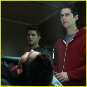 Stiles & Theo Are Forced to Work Together in This EXCLUSIVE 'Teen Wolf' Clip!