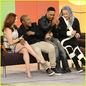 Raven Symone Reunites With 'That's So Raven' Cast on 'The View' - Watch It Here!