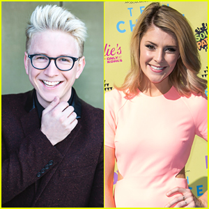 Tyler Oakley & Grace Helbig To Host 2015 Streamy Awards Next Month!