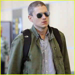 The Flash's Wentworth Miller is Returning for 'Prison Break' Limited Series!