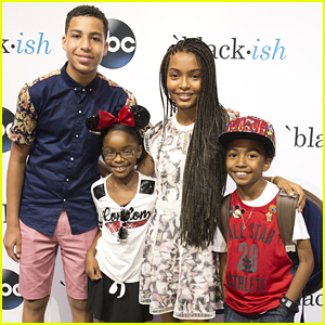 Yara Shahidi Has Known Cameron Boyce Since 'Baby Teeth'