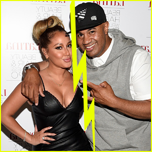 Adrienne Bailon & Fiance Lenny Santiago Split After Six Years Together