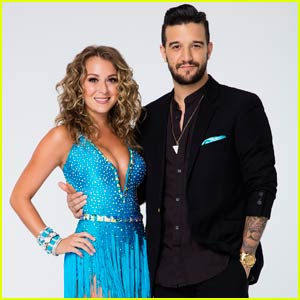 Alexa PenaVega Proves Salsa Is In Her Blood on 'DWTS' Tonight with Mark Ballas