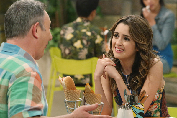 Austin and ally dad is dating