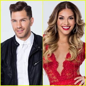 Andy Grammer & Allison Holker Pull Out A Fun Jive For 'DWTS' Week 2 - Watch Here!