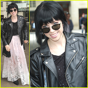 Carly Rae Jepsen Covers Years & Years' 'King' For BBC Live Lounge