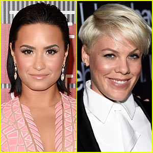 Demi Lovato Defends Herself After Pink Comments on VMAs Performance