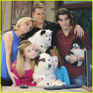 The 'Dog With A Blog' Series Finale Is Tonight & The Pics Will Make You Tear Up!