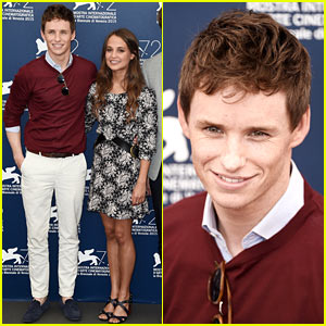 Eddie Redmayne Brings 'Danish Girl' to Venice